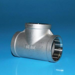 BSP Fittings - Hygienic Stainless Steels