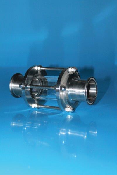 V-TEK™ Hygienic Sight Glass - Hygienic Stainless Steels