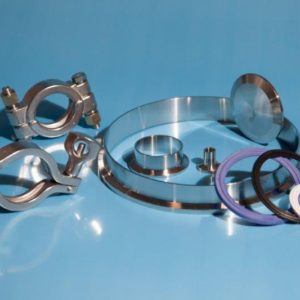 Hygienic Clamps, Ferrules and Seals